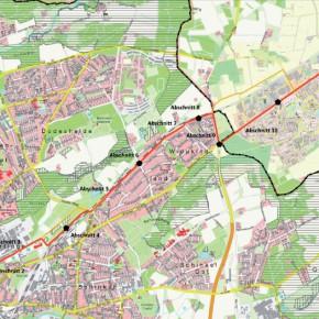 Radschnellweg Osnabrück - Belm