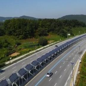 Radschnellweg in Südkorea
