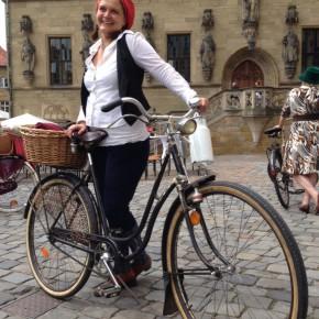 Osnabrück fährt Rad - Kathrin