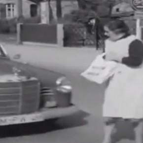 Das Gesetz der deutschen Straße
