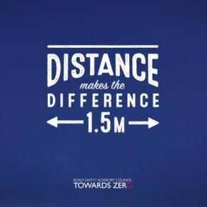 Abstand macht den Unterschied