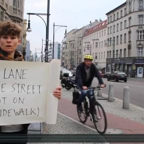 Cycling in Berlin - oder in jeder anderen deutschen Stadt...