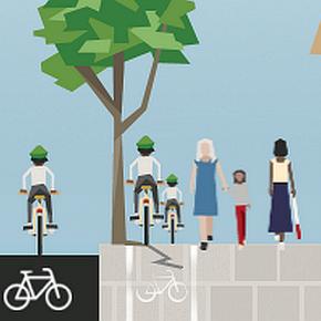 [Gastbeitrag] Dichtung und Wahrheit - Warum Radwege in vergleichenden Studien meist schlecht abschneiden