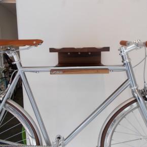 Fahrrad-Wein-Wandhalter