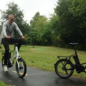E-Biken bei Derby Cycle