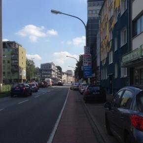 Radwegebenutzungspflicht vs. Dooring Zone