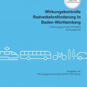 Radverkehrsförderung wirkt