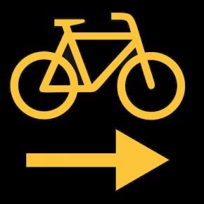 Welche Bedeutung sollten rote Ampeln und Stoppschilder für den Fuß- und Fahrradverkehr haben?