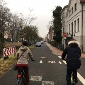 Fahrradfreundliches Oldenburg