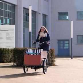Grafschaft Bentheim fördert Anschaffung von Lastenrädern
