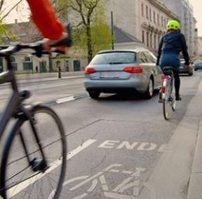 Radverkehr konsequent fördern