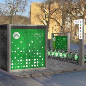 Neue Mobilitätsstationen in Osnabrück
