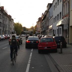 Bundesweite Falschparker-Aktionswoche