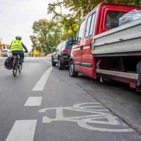 Niedersachsen: Weniger Pendler fahren Rad