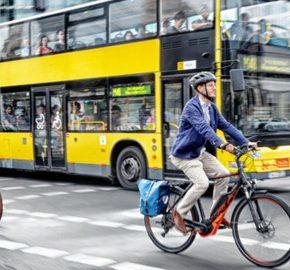 Entwurf für erstes Mobilitätsgesetz Deutschlands im Berliner Senat