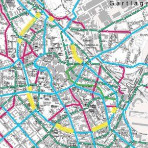 Osnabrück: Radverkehrsprogramm 2018