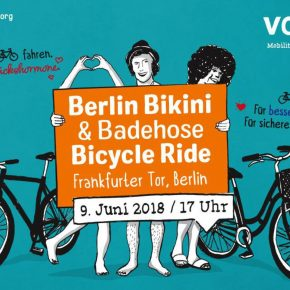 Berlin Bikini & Badehose Bicycle Ride