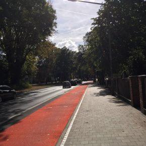 Mit guten Radwegen gegen Dooring-Unfälle