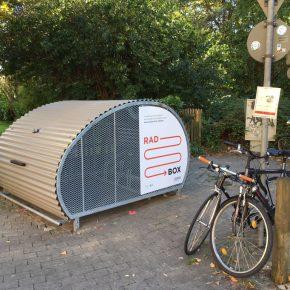 Neue Radboxen für Osnabrück, aber...
