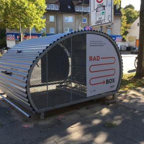 So wird das Fahrradparken sicherer