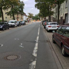 So bringen deutsche Städte Radfahrer in große Gefahr