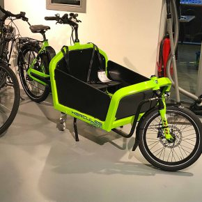 Bald auch Lastenradförderung in Osnabrück?