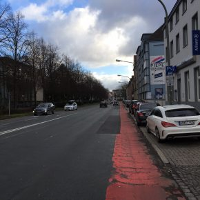 ADFC fordert Radwegequalität 3.0