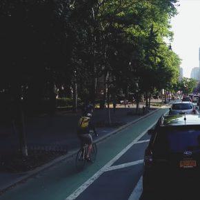 Mit low stress bike lanes zur fahrradfreundlichen Stadt