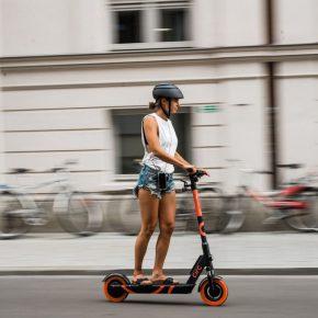 E-Scooter-Sharing für Osnabrück