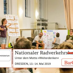 Erstes Nationales Radverkehrs-Barcamp