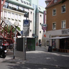 Osnabrück bekommt erste sichere Fahrradabstellanlage