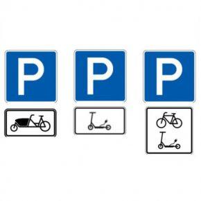 Berlin: Parkplätze für Lastenräder und E-Tretroller