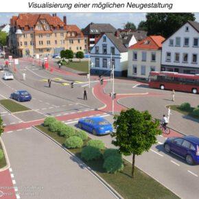 Wenn Niederländer deutsche Straßen planen